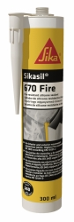 BRANDSILIKON -670 FIRE 300ML