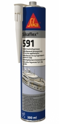 SIKAFLEX 591 300ML SVART