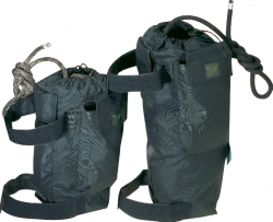 BENVÄSKA EAGLE ROPE BAG SVART