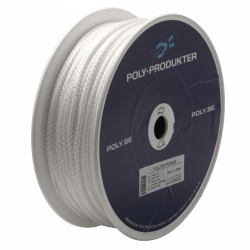 FLAGGLINA 5MM VIT POLYESTER